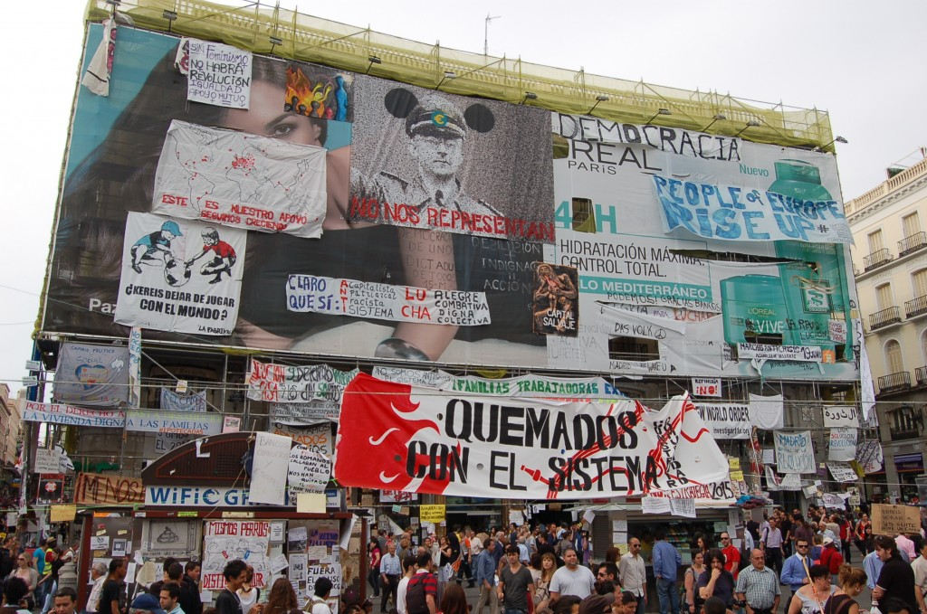 Three months of struggle: an overview of the #15m movement and the #SpanishRevolution