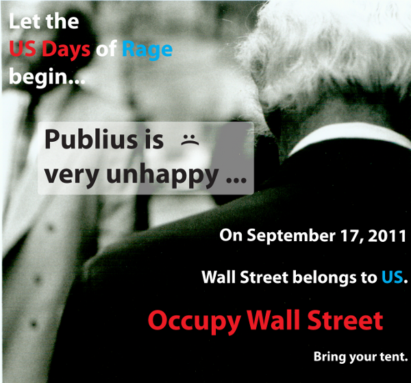 Joint Solidarity Statement by US Day of Rage and the October2011 Movement #oct6 #occupyDC
