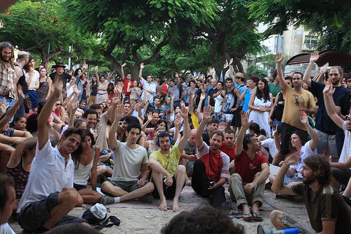 Israel: A revolution for social change