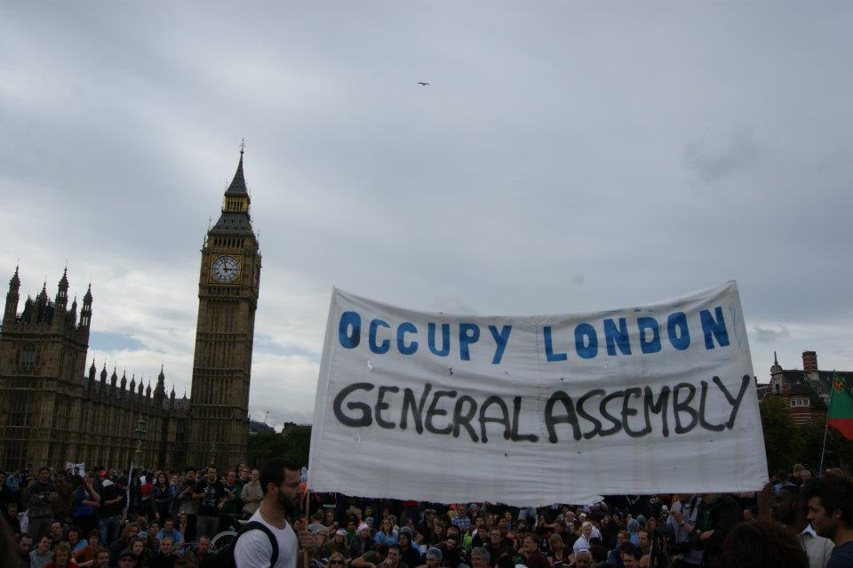 A reflection on 10 days at #occupylondon, #occupylsx