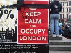 #London Square initial statement #OccupyTogether #GlobalChange #15o #OccupyLSX