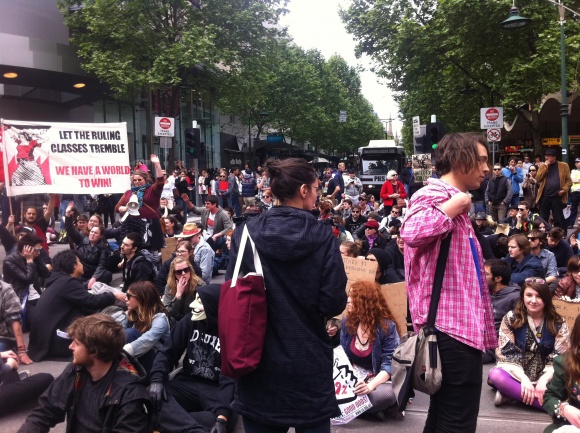 #OCCUPYMELBOURNE FIRST ASSEMBLY – MINUTES #Oct15 #OccupyTogether #GlobalChange