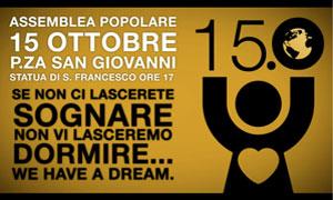 15.O INDIGNATI ROMA video 2.0