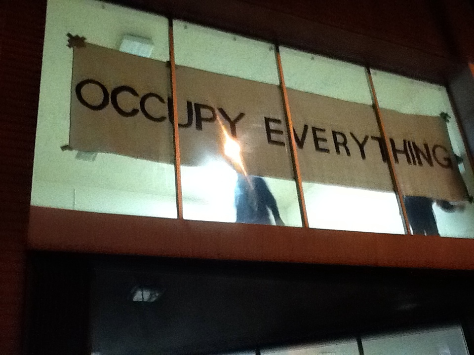 #Oakland – Statement on the Occupation of the former Traveler's Aid Society