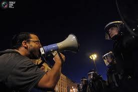 Lisboa November 24, Who are the violents?