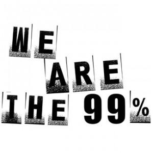 El rostro del 99%
