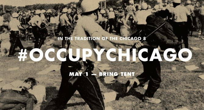 Adbusters Tactical Briefing #25 – Occupy Chicago on May 1