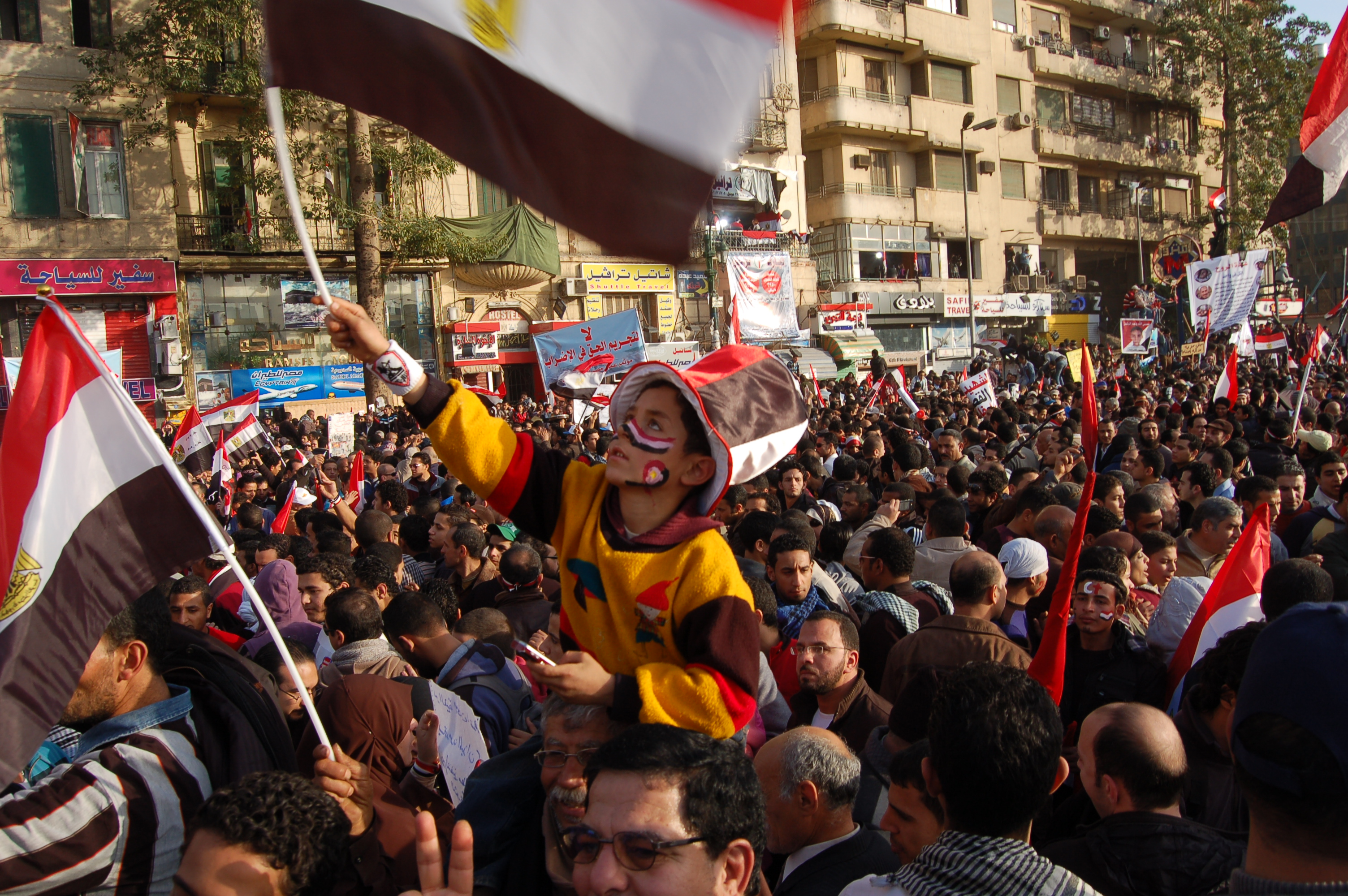 Another 18 days in Tahrir, a first hand account of the Egyptian revolution one year on