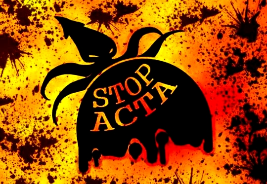 Reports & streams from the global day of action against ACTA