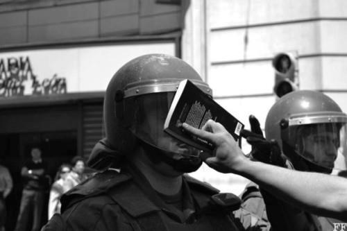 Les frais de police contre les étudiants adolescents à Valence #primaveravalenciana