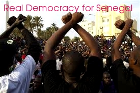 Senegal is fighting to save their democracy! (and the media do not tell nothing or little and bad)