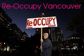 Vancouver – To re-Occupy or not to re-Occupy by Stephen Collis