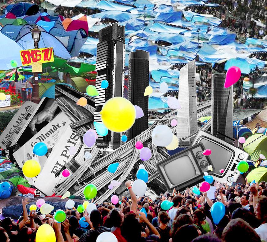 Erase una vez la huelga #29M - 29 mayo de 2012