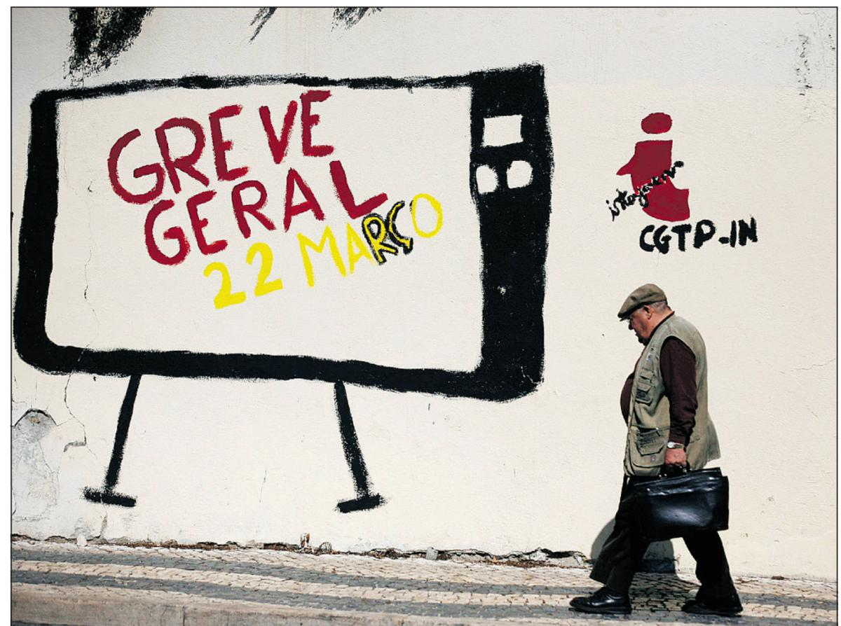 (Updated) General Strike – Report from Lisbon