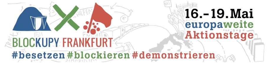 International participation in #Blockupy Frankfurt – Suggestions…