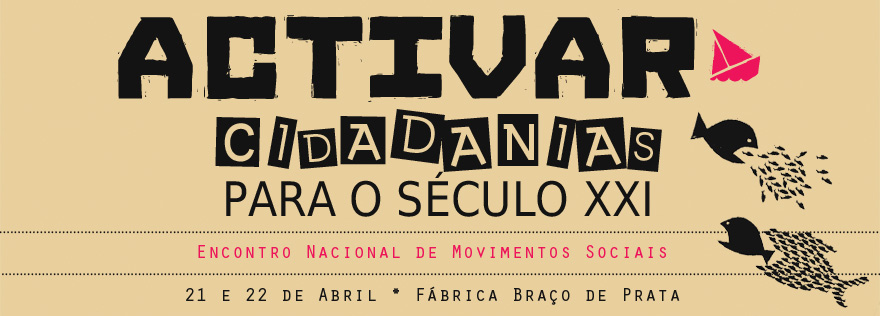 #activar2012 – A national meeting in portugal in preparation for May