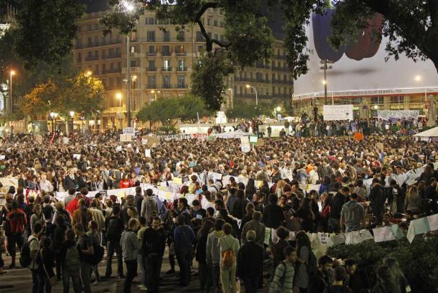#BARCELONA #15M Newsletter nr 12
