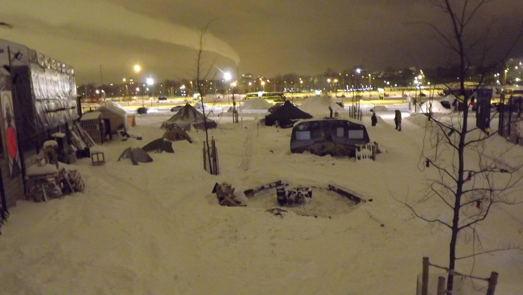 Occupy Helsinki camp evicted