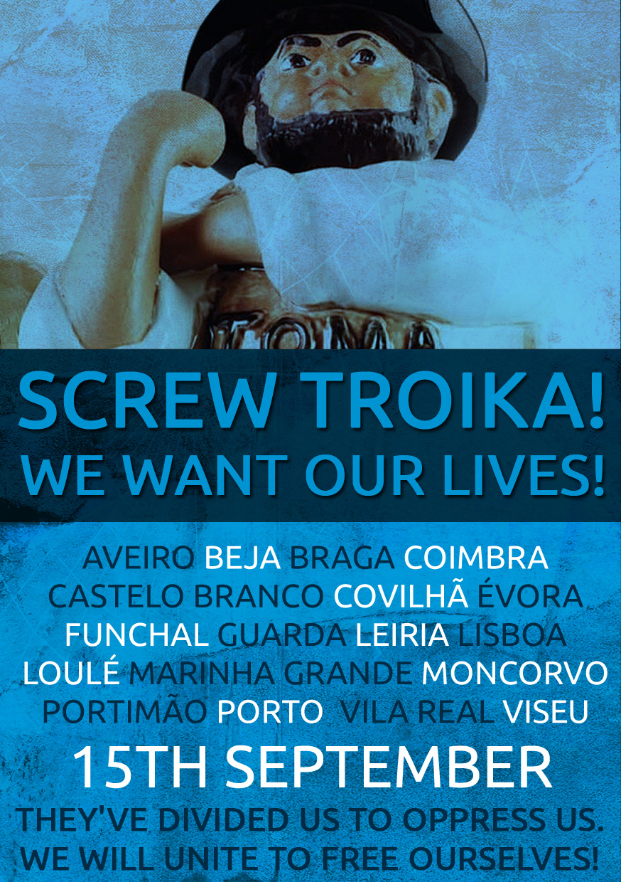 Portugal: We Want Our Lives