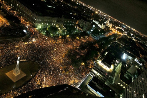 #14N: millions join largest European strike ever