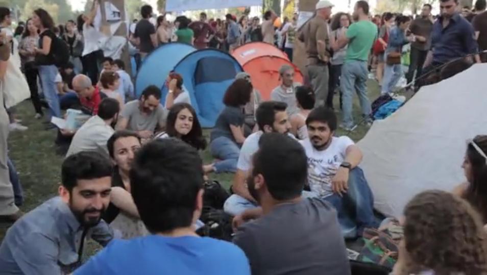 #occupygezi Documentary Film