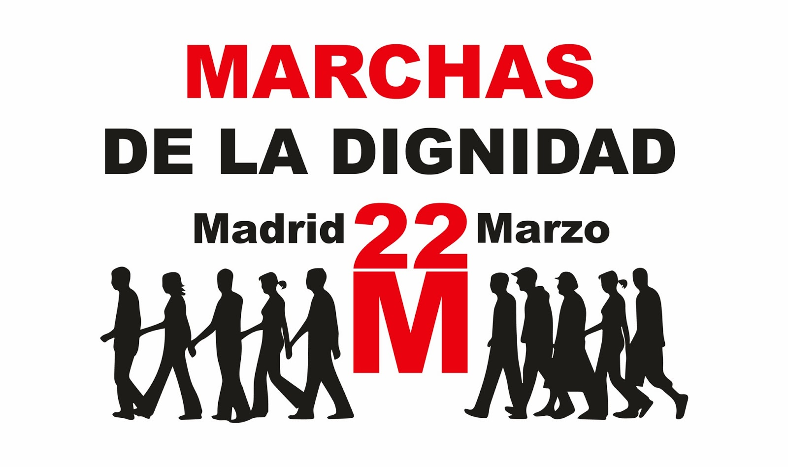 Despite Effort's to Undermine and Discredit #22M Mobilizations in Madrid, the Fight Carries On
