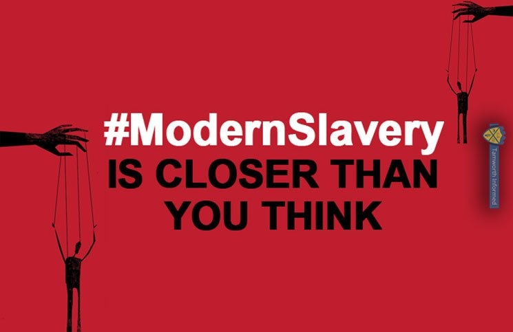 modern slavery by refugees