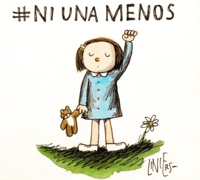 Argentina's Life-or-Death Women's Movement #niUnaMenos
