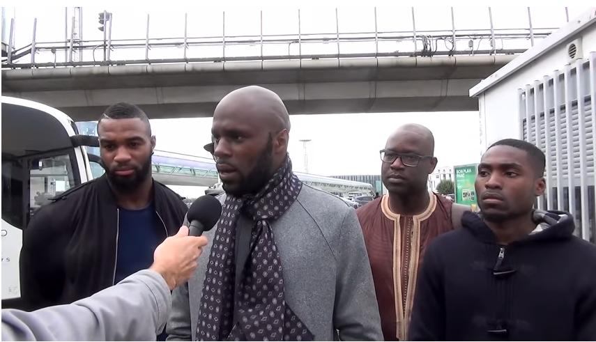 Kémi Séba deported from Senegal to France after calling for a  «revolution against CFA franc»