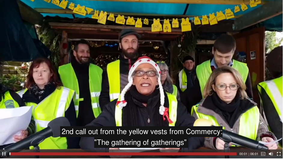 The assembly of assemblies #GiletsJaunes