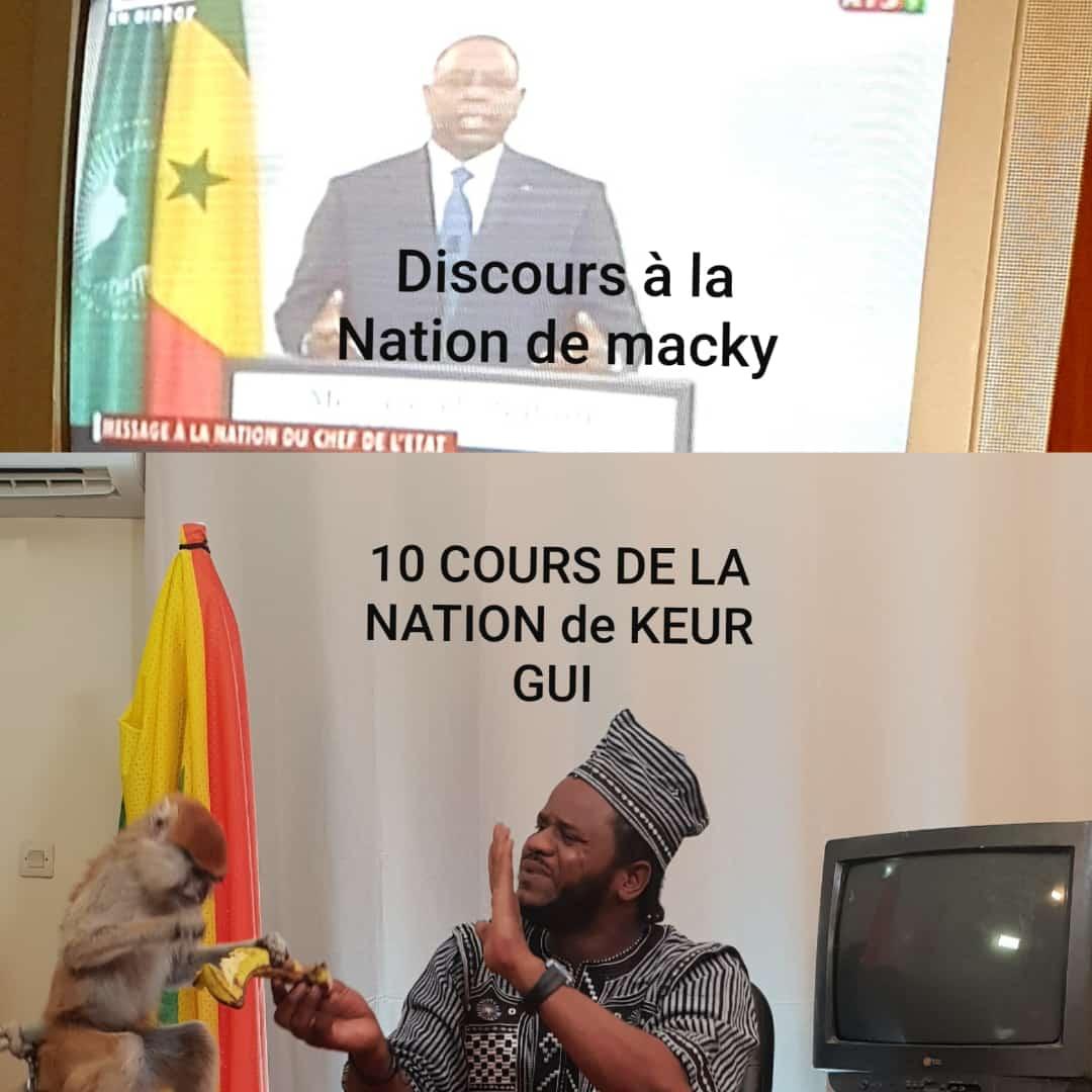 Senegal: les saï sai au coeur